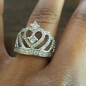 Jewelry - A princess Crown Ring